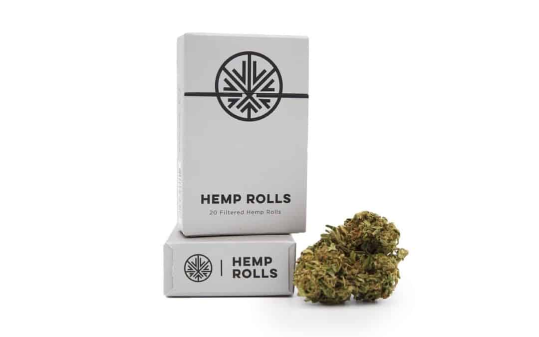 Haygood + Hemp Rolls: High-Quality Hemp in an Accessible Format